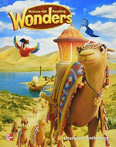 Reading Wonders Literature Anthology Grade 3