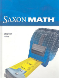Saxon Math Intermediate 5 by SAXON PUBLISHERS