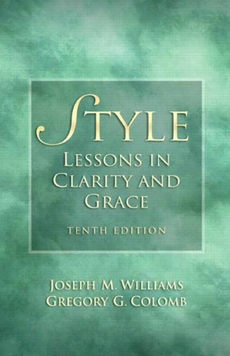 Style Lessons In Clarity And Grace