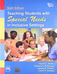 Teaching Students With Special Needs In Inclusive Settings