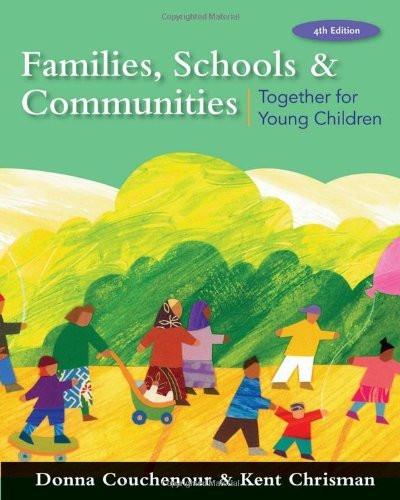 Families Schools And Communities