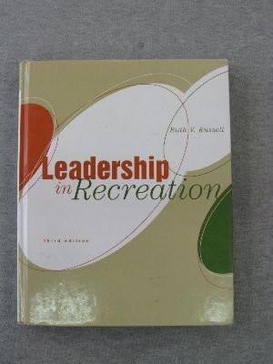 Leadership In Recreation