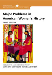 Major Problems In American Women's History Mary Beth Norton