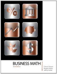 Business Math Brief