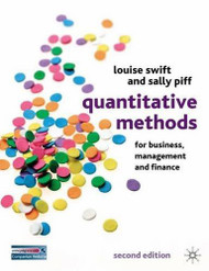 Quantitative Methods - by Louise Swift