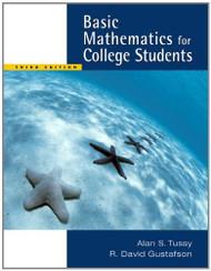 Basic Mathematics For College Students