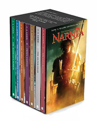 Chronicles Of Narnia Box Set
