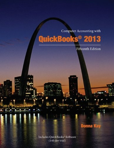 Computer Accounting With Quickbooks