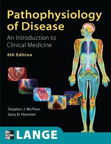 Pathophysiology Of Disease