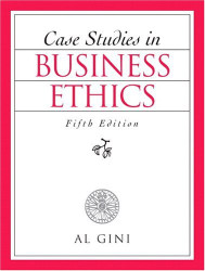 Case Studies In Business Ethics