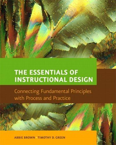 Essentials Of Instructional Design