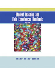Student Teaching And Field Experiences Handbook