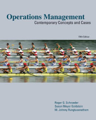 Operations Management In The Supply Chain