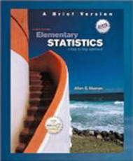 Elementary Statistics A Step By Step Approach Brief Version