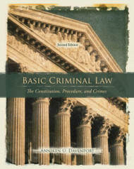 Basic Criminal Law