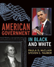 American Government In Black And White
