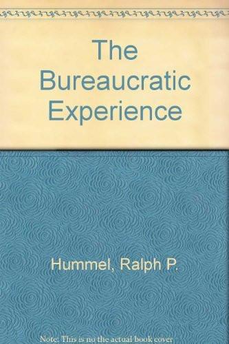 Bureaucratic Experience