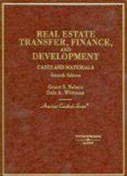 Real Estate Transfer Finance And Development