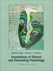 Foundations Of Clinical And Counseling Psychology