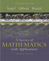 Survey Of Mathematics With Applications