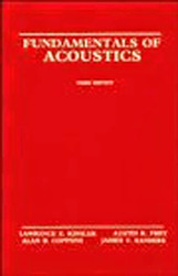 Fundamentals Of Acoustics