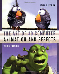 Art Of Computer Animation And Effects