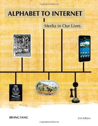 Alphabet To Internet