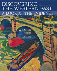 Discovering The Western Past Volume 2