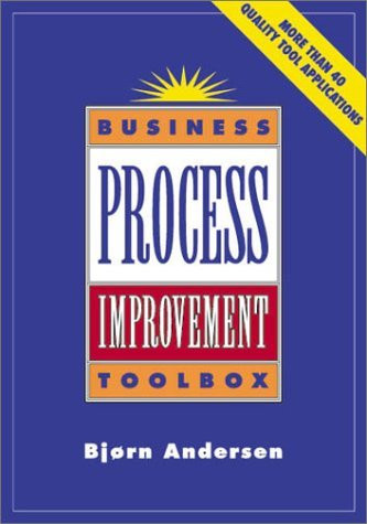 Business Process Improvement Toolbox