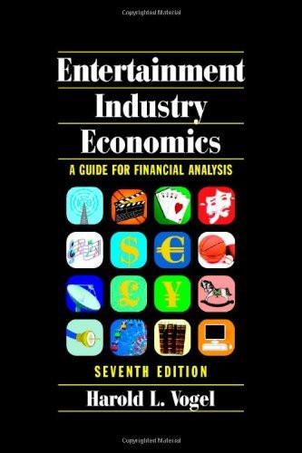 Entertainment Industry Economics