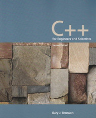 C++ For Engineers And Scientists