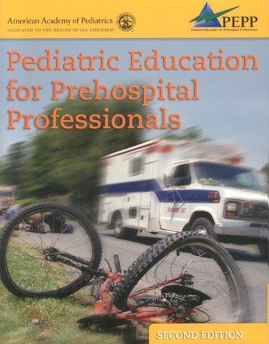 Pediatric Education For Prehospital Professionals
