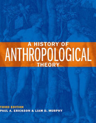 History Of Anthropological Theory