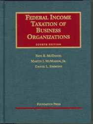 Federal Income Taxation Of Business Organizations