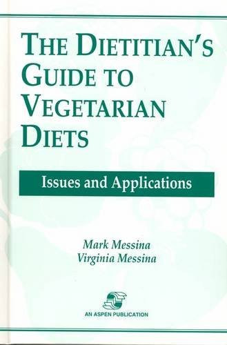 Dietitian's Guide To Vegetarian Diets
