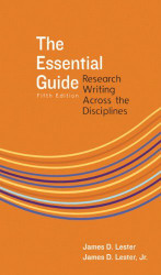 Essential Guide Research Writing Across the Disciplines