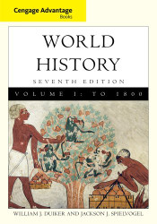 World History Volume 1 To 1800
