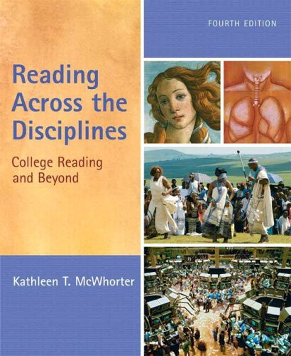 Reading Across The Disciplines