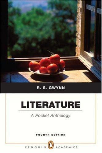 Literature A Pocket Anthology