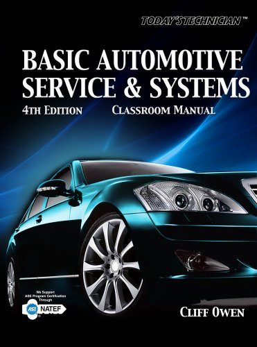 Today's Technician Basic Automotive Service And Systems