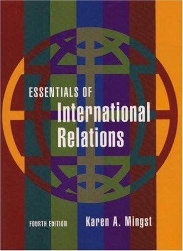 Essentials Of International Relations
