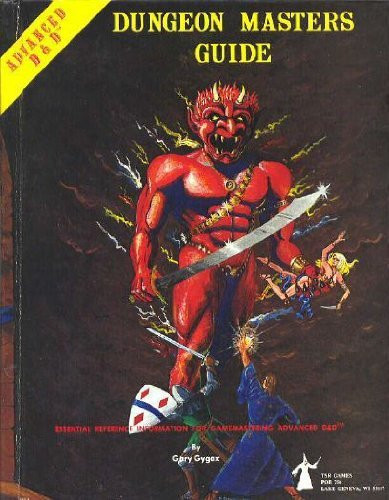 Advanced Dungeons And Dragons