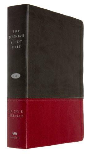 Jeremiah Study Bible Nkjv