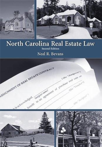 North Carolina Real Estate Law