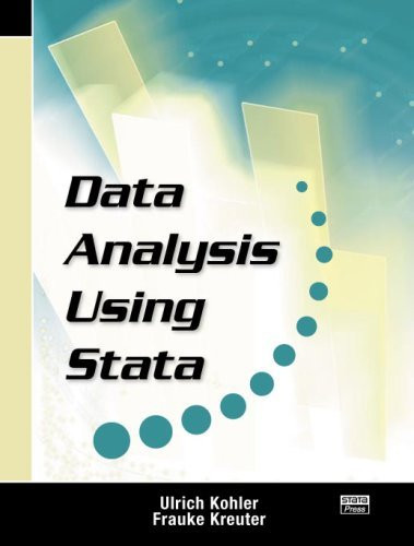Data Analysis Using Stata