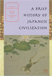 Brief History Of Japanese Civilization