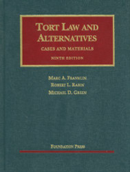 Tort Law And Alternatives