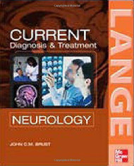 Current Diagnosis And Treatment In Neurology