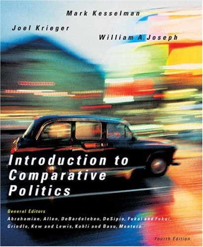 Introduction To Comparative Politics
