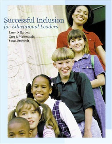 Successful Inclusion For Educational Leaders